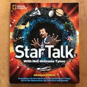 Star Talk w/Neil deGrasse Tyson